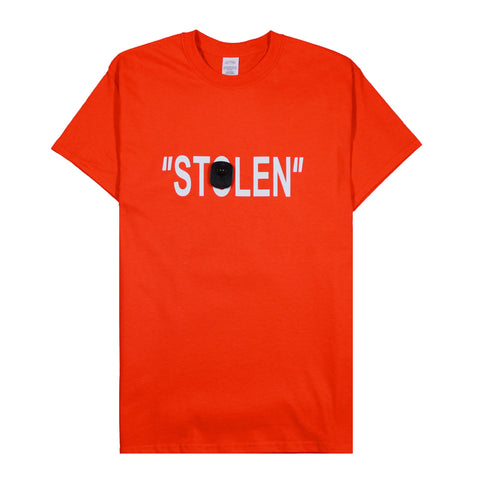 """STOLEN"" T in Prison Yard Orange"