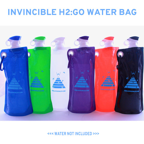 Invincible 27oz. H2:GO Water Bag