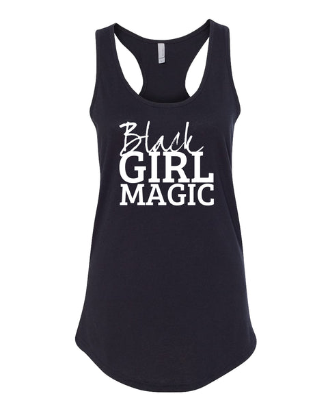 Black Girl Magic Tank