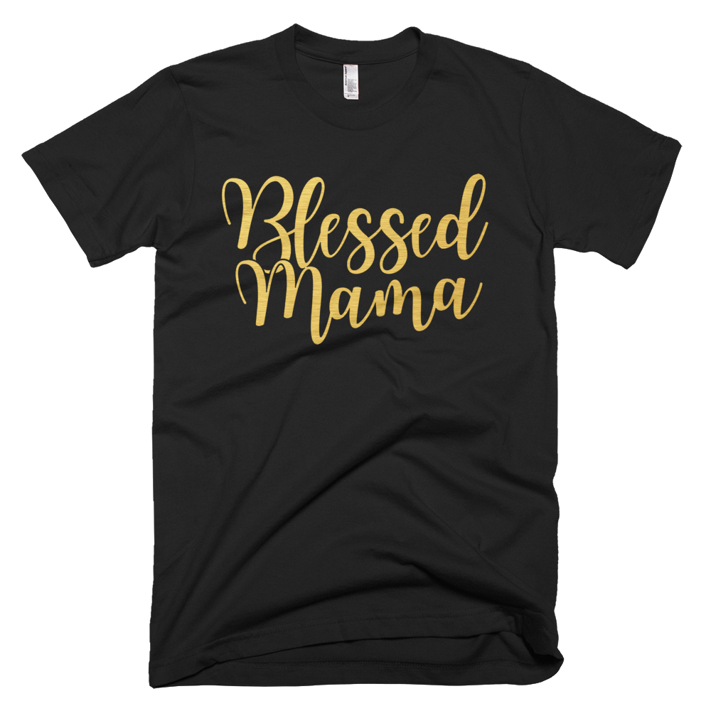 Blessed Mama (Gold Foil)