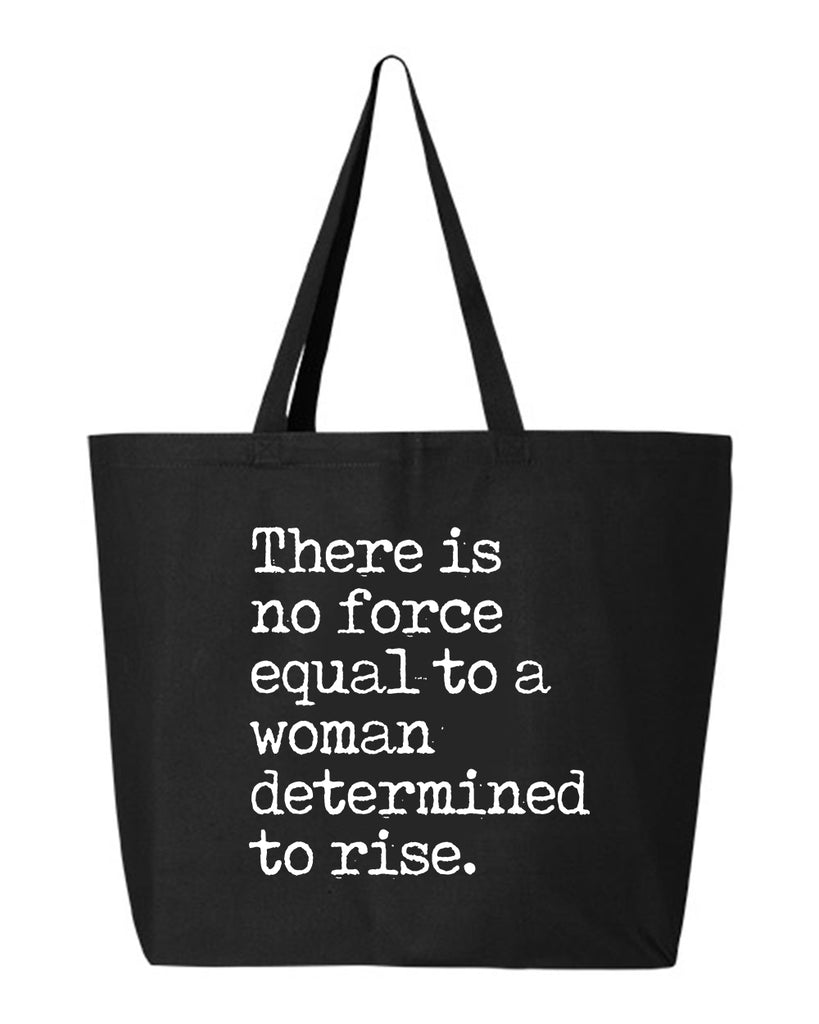 No Force Equal Tote Bag