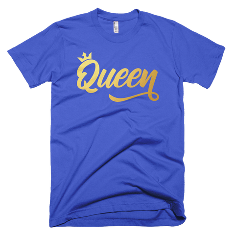 Queen (Metallic Gold)