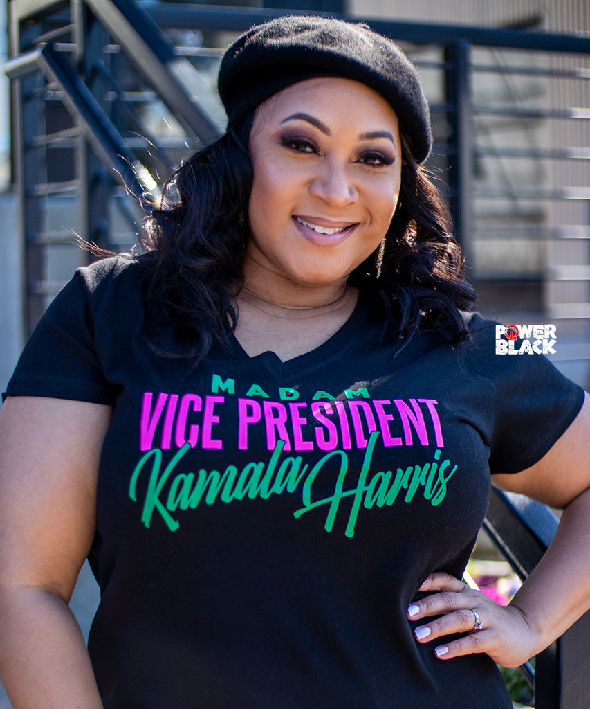 Madam Vice President Curvy Collection