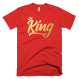 King (Metallic Gold)