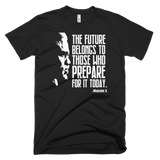 The Future -Malcolm X