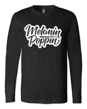 Melanin Poppin Long Sleeve