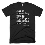 Rap is what you do - KRS-ONE