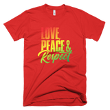 Love, Peace & Respect