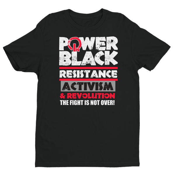 Power in Black Resistance, Activism & Revolution