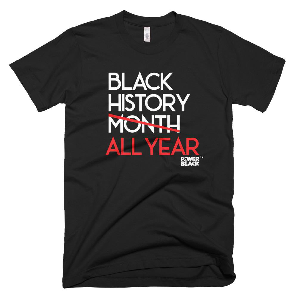 Black History All Year