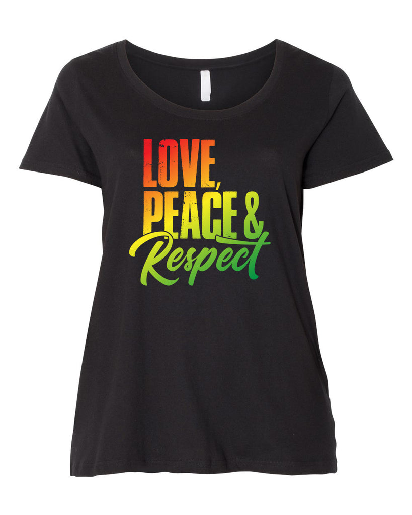 Love, Peace & Respect Curvy Collection