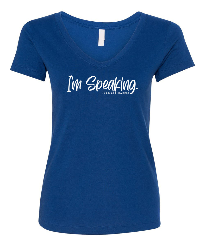 I'm Speaking (White)