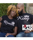 King and Queen Set (2 Shirts)