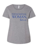 Phenomenal Women Curvy Girl