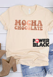 Mocha Chocolate (Bronze Shiny Foil)