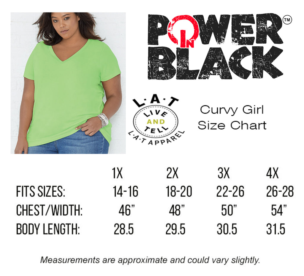 Strong, Confident & Empowered Curvy Collection