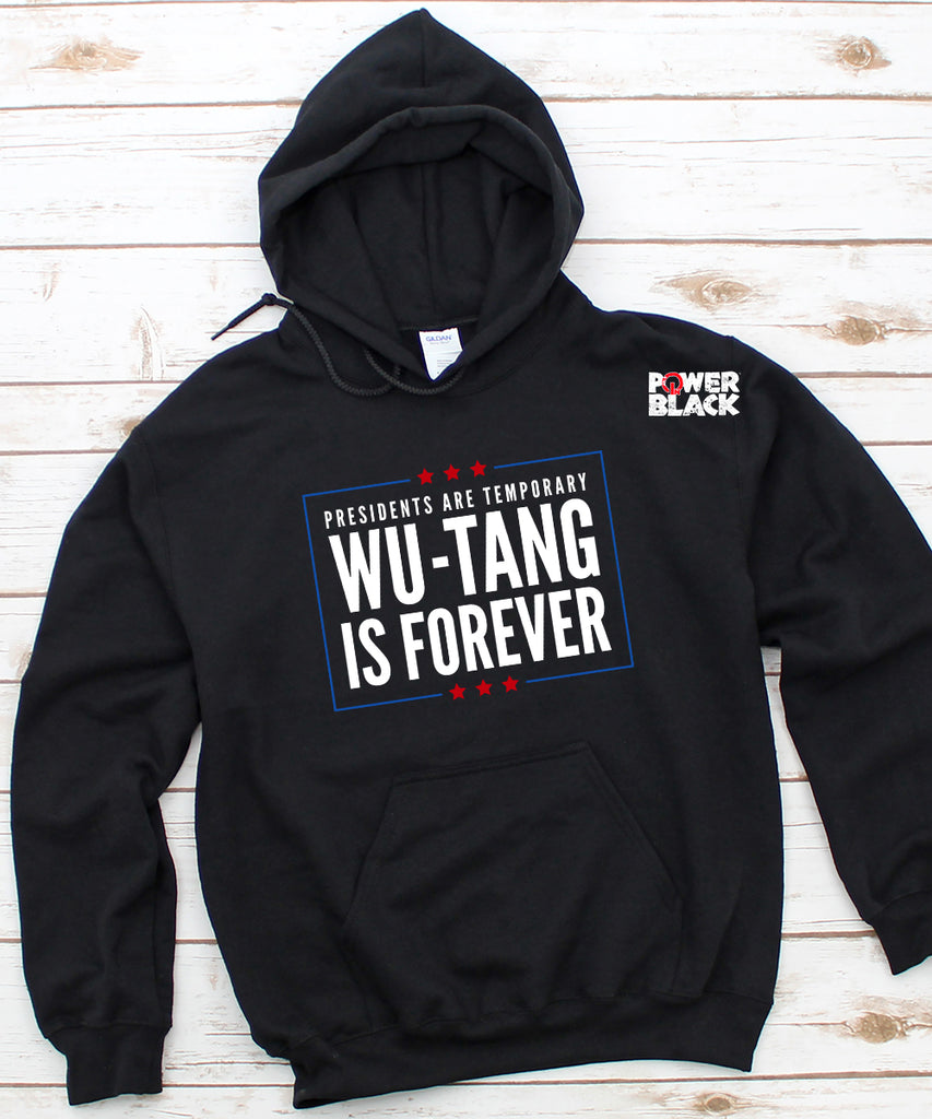 Presidents are Temporary Sweatshirt or Hoodie
