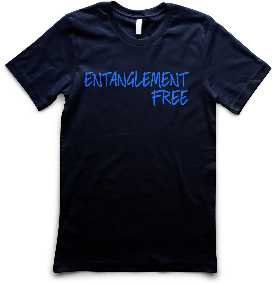 Entanglement Free