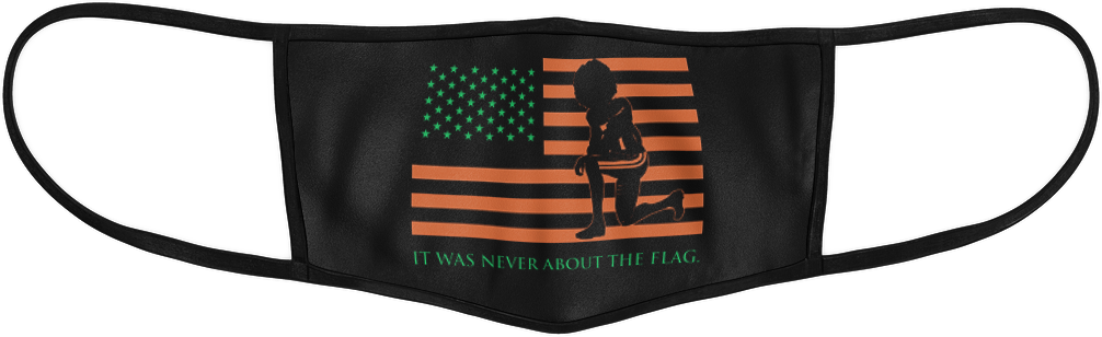 It Was Never About The Flag Mask