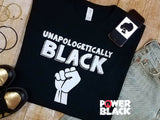 Unapolgetically Black