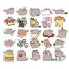 "Image of 100 PCS ""Plump Cat"" Waterproof Stickers-SALE"