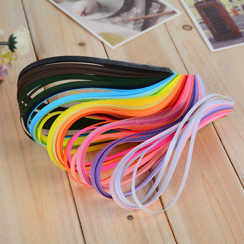 260 PCS Quilling Papers 26 color Pack