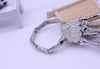 Image of Skeleton Hand Bangles (2PCS / SET)