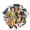 "Image of 45 PCS ""Jordan"" Theme Stickers-No Duplicates"