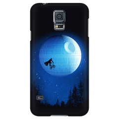"Samsung Galaxy Series Phone Case ""Vader Go Home"""