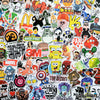 Image of 50 PCS Waterproof PVC Stickers- Random-No Duplicates
