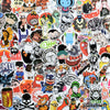 Image of 50 PCS Random Vinyl Stickers-No Duplicates- FREE-Just Pay Shipping