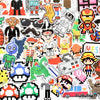 "Image of 50 PCS ""Pixel Art"" Vinyl Stickers"