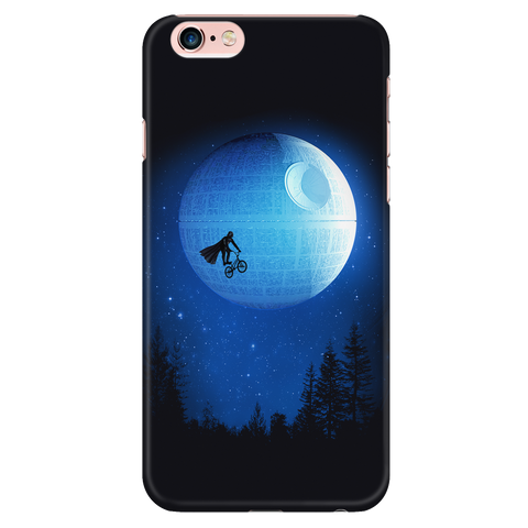 "iPhone Case ""Vader Go Home"""