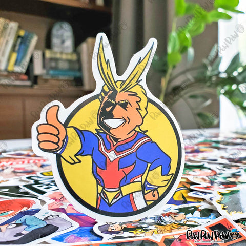 "70 PCS ""My Hero Academia"" Vinyl Sticker Pack"