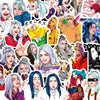 "Image of 50 PCS ""Billie Elllish"" Stickers"