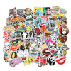 Image of 200 PCS Waterproof PVC Stickers- Random-No Duplicates-SALE
