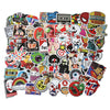 Image of 400 PCS Waterproof PVC Stickers- Random-No Duplicates-SALE