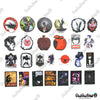 "Image of 50 PCS ""Death Note"" Vinyl Anime Stickers"