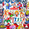 "Image of 29 PCS ""Masters of the Universe"" Vinyl Sticker Pack"