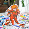 "Image of 50 PCS ""Evangelion"" Vinyl Stickers"