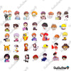 "Image of 60 PCS ""EXO Kpop"" Vinyl Stickers"