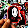 "Image of 40 PCS ""Faceless"" Stickers"