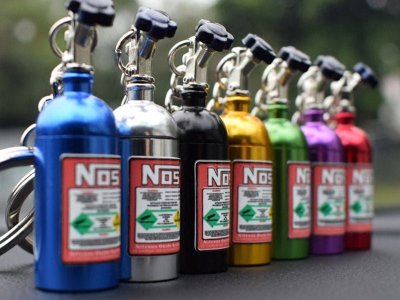 Nitrous Oxide For Sale >> Nos Mini Nitrous Oxide Bottle Keychain Sale