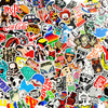 Image of 50 PCS Waterproof Vinyl Stickers- Mystery Pack- FREE + Shipping
