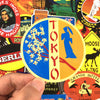 "Image of 50 PCS ""Hotel"" Stickers-SALE"