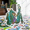"Image of 50 PCS ""Jo Jo Adventure"" Vinyl Sticker Pack"