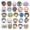 "Image of 100 PCS ""Marvelous Emojis"" Waterproof Stickers"