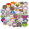"Image of 100 PCS ""Marvelous Emojis"" Waterproof Stickers-SALE"
