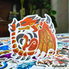 "Image of 50 PCS ""Monster Hunter"" Vinyl Sticker Pack"