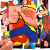 "Image of 25 PCS ""Naughty Heroes"" Waterproof Stickers"